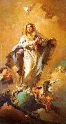 Giovanni Battista Tiepolo The Immaculate Conception oil painting